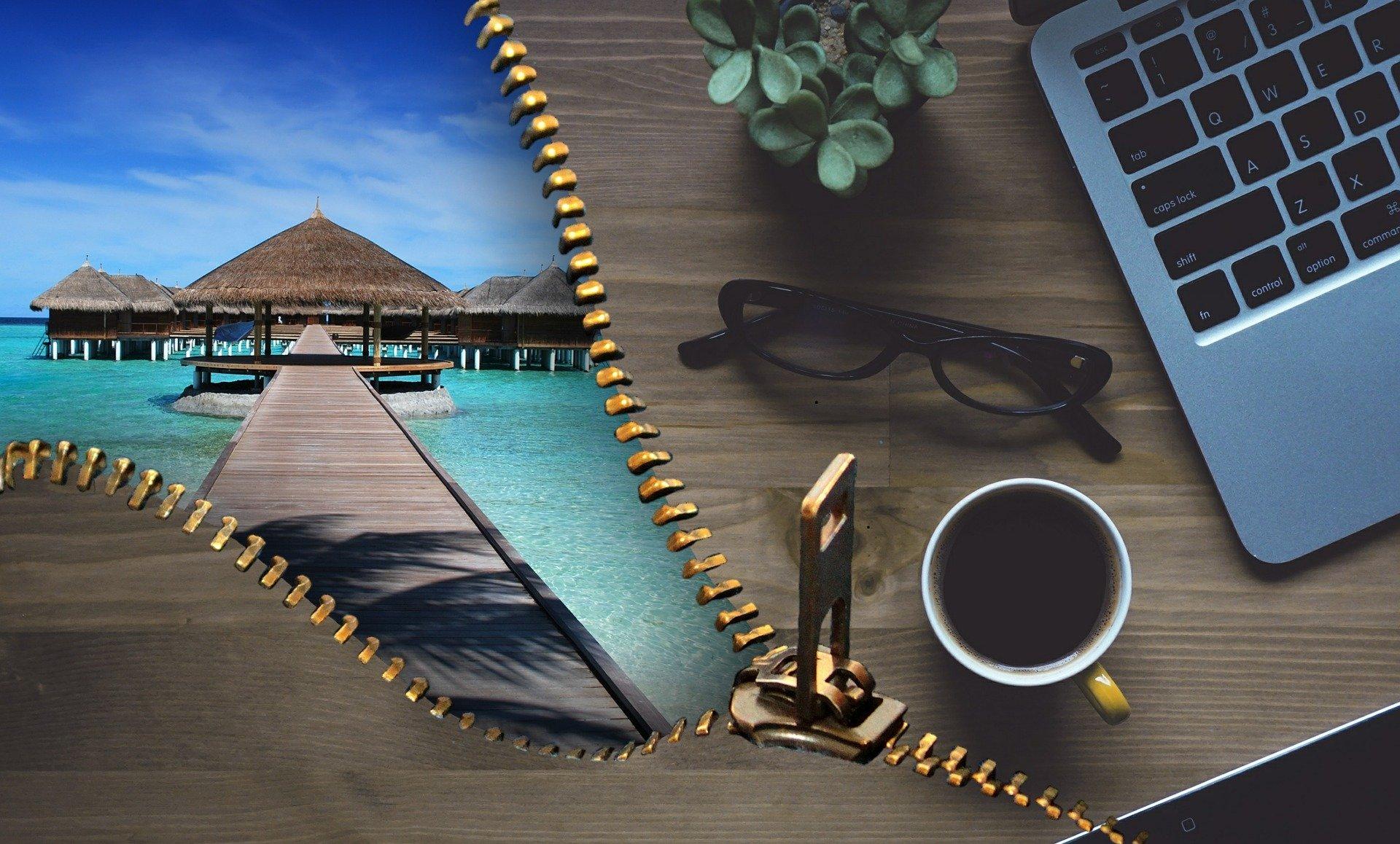 Letní celozávodní dovolená