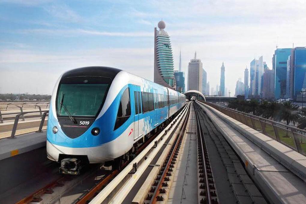 Světla pro Dubai