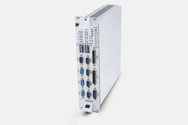 CRV_AVV Master Control Module