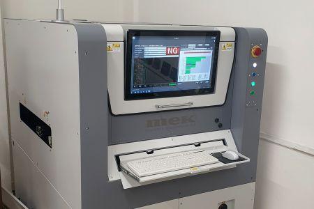 Nová automatická optická inspekce