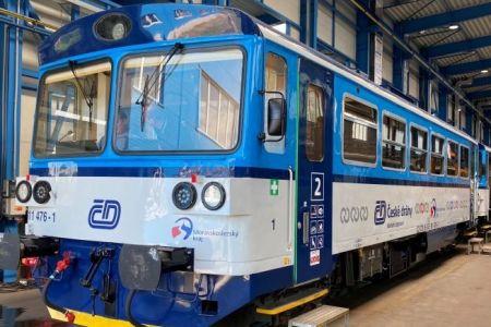 Modernizace vozů ř. 811 a 012